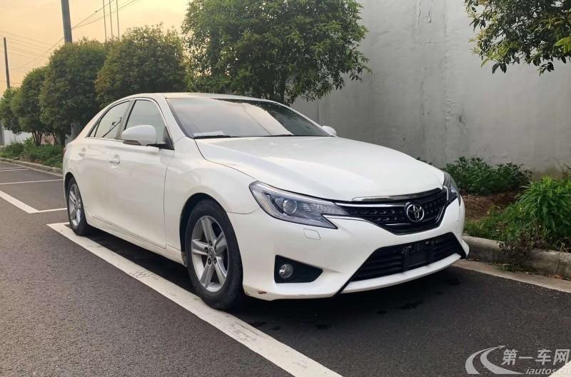 丰田锐志 2013款 2.5L 自动 V尊锐导航版 (国Ⅴ)