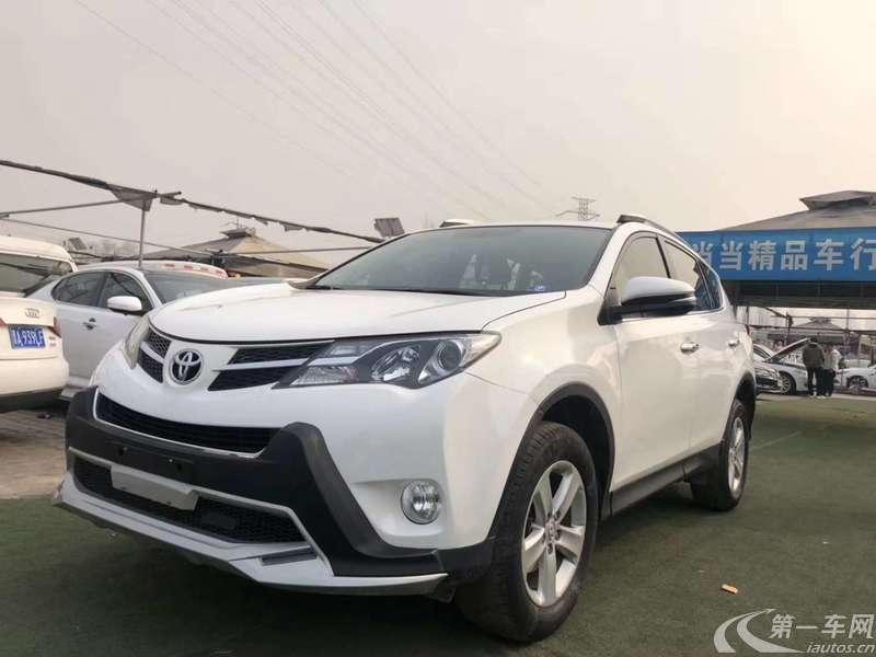 丰田RAV4 2013款 2.0L 自动 四驱 新锐型 (国Ⅳ)