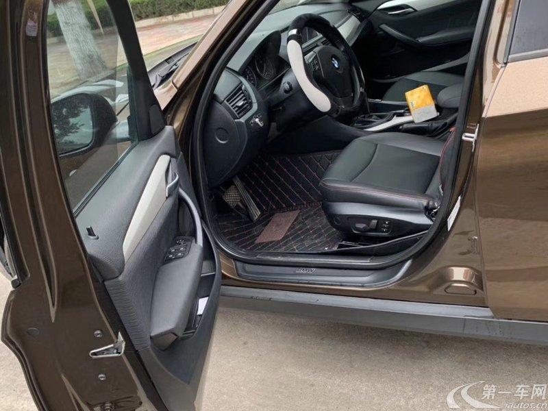 宝马X1 sDrive20i 2013款 2.0T 自动 后驱 汽油 运动设计套装 (国Ⅳ)
