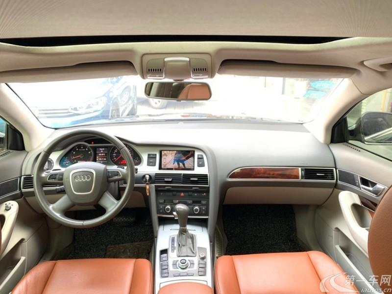 奥迪A6L TFSI 2011款 2.0T 自动 标准型 (国Ⅳ)