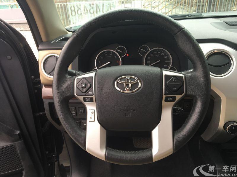 丰田坦途 [进口] 2014款 5.7L 自动 汽油 1794-Edition