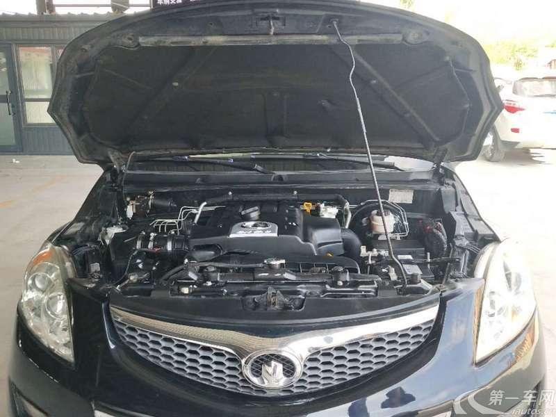 长城哈弗H5 2012款 2.0T 自动 后驱 绿静舒适型 (国Ⅳ)