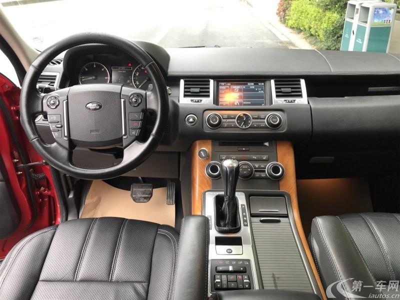 路虎揽胜 [进口] 2012款 3.0T 自动 四驱 TDV6极致运动版