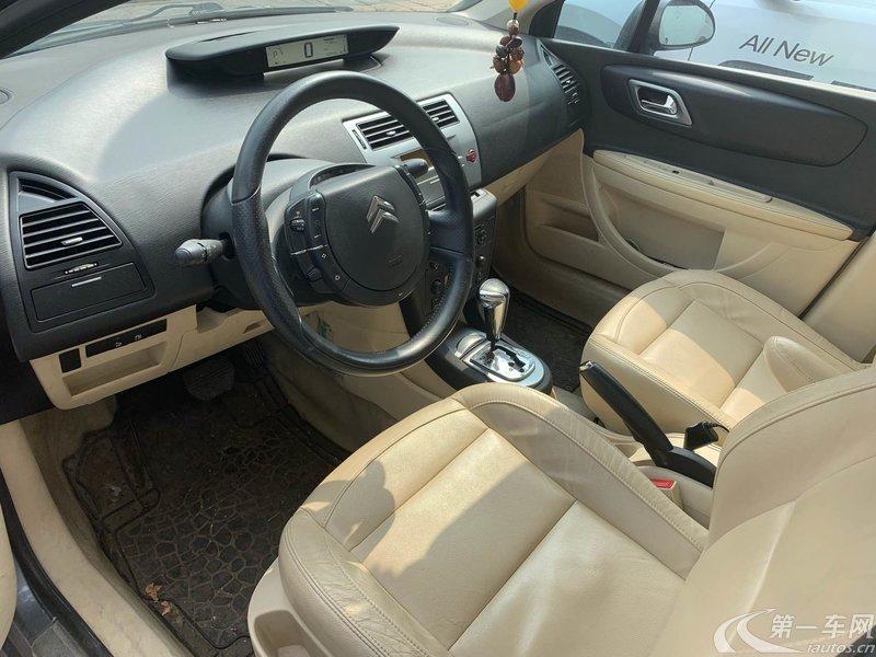 雪铁龙世嘉 2009款 1.6L 自动 舒适型 (国Ⅲ带OBD)