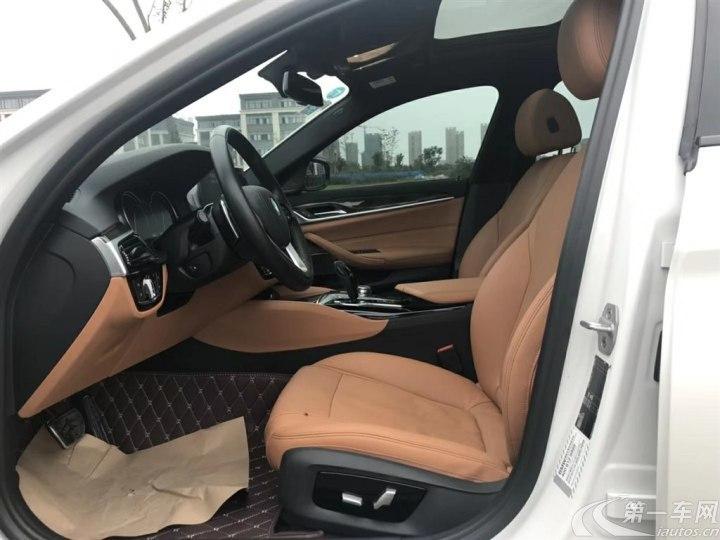 宝马5系 530Li 2018款 2.0T 自动 汽油 领先型豪华套装 (国Ⅴ)