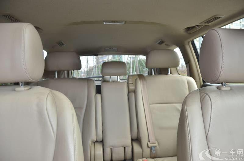 丰田汉兰达 2013款 2.7L 自动 前驱 紫金版 (国Ⅴ)