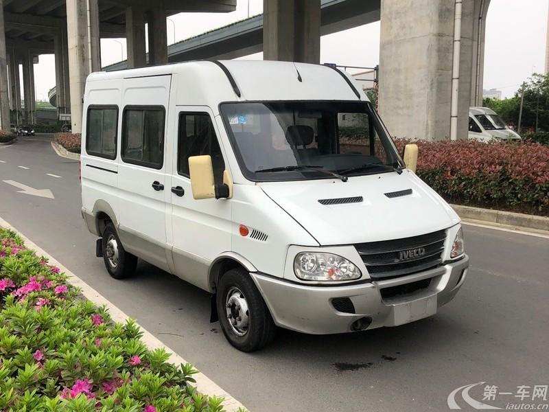 依维柯宝迪 2007款 2.8T 手动 (国Ⅲ)