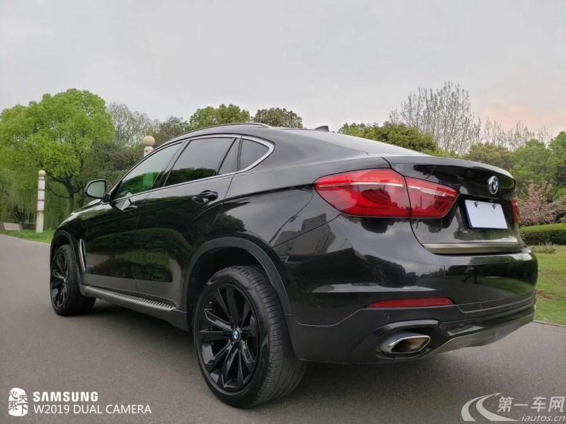 宝马X6 35i [进口] 2017款 3.0T 自动 四驱 汽油 领先型