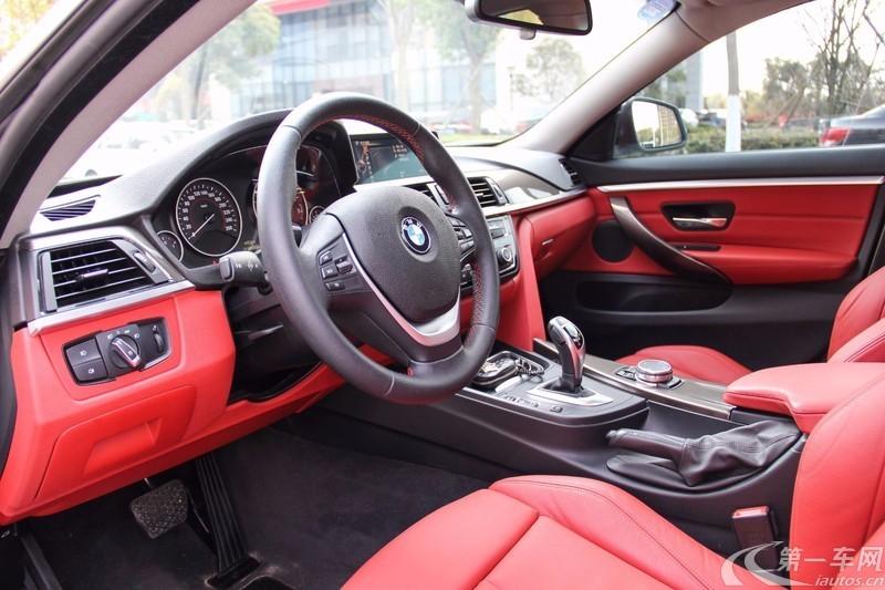 宝马4系Coupe 428i [进口] 2014款 2.0T 自动 双门豪华设计套装