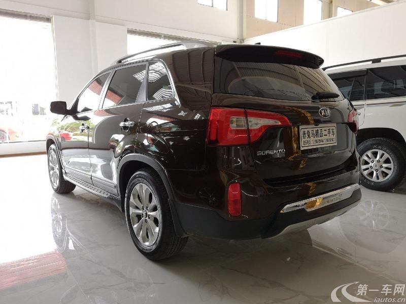 起亚索兰托 [进口] 2013款 2.4L 自动 四驱 豪华版 (国Ⅳ)