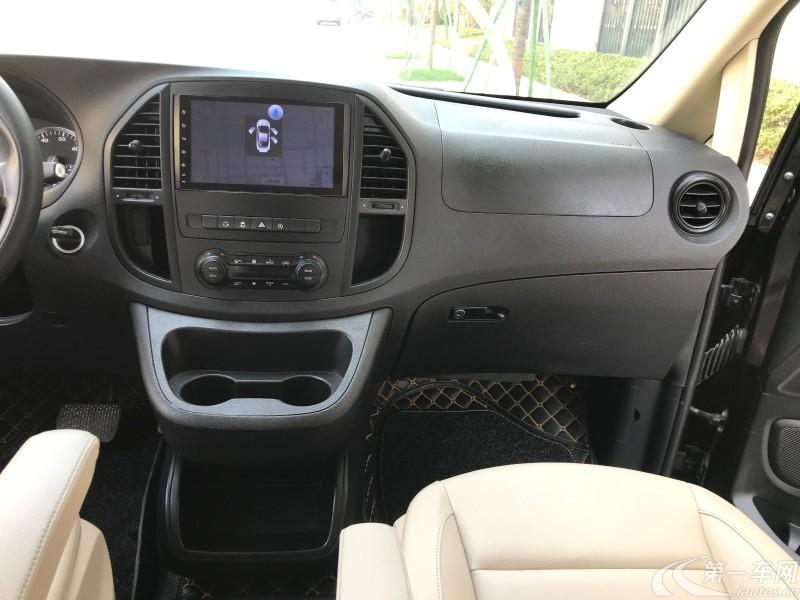 奔驰威霆 2016款 2.0T 自动 9座 汽油 商务版 (国Ⅴ)