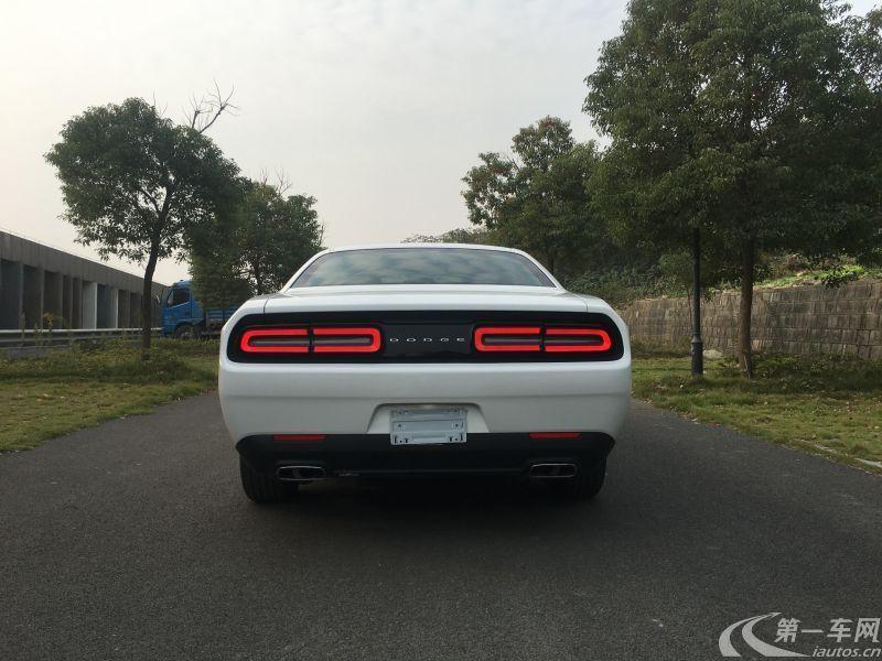 道奇Challenger [进口] 2017款 3.6L 自动 SXT-Plus加规版平行进口 (欧Ⅴ)