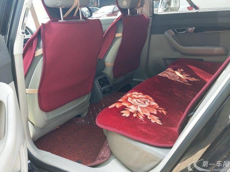 奥迪A6L TFSI 2011款 2.0T 自动 舒适型 (国Ⅳ)