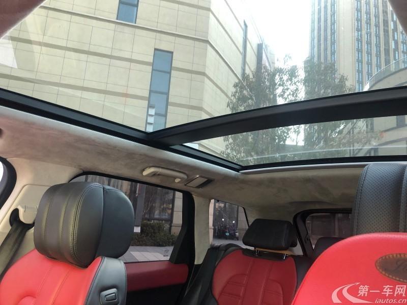 路虎揽胜运动版 [进口] 2017款 3.0T 自动 四驱 锋尚创世版Dynamic