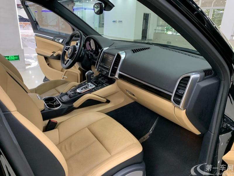 保时捷Cayenne [进口] 2016款 3.0T 自动 四驱 汽油