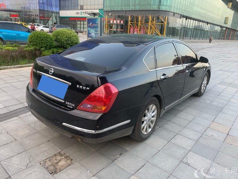 日产天籁 2006款 2.3L 自动 尊贵型 (国Ⅲ)