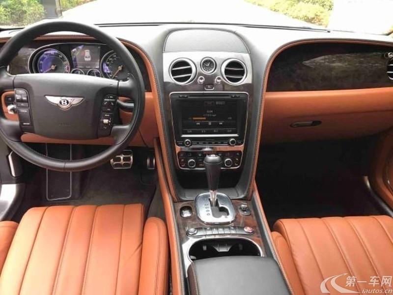 宾利飞驰 [进口] 2014款 4.0T 自动 尊贵版