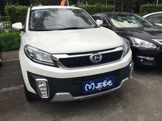 昌河Q35 1.5L 自动 炫酷版