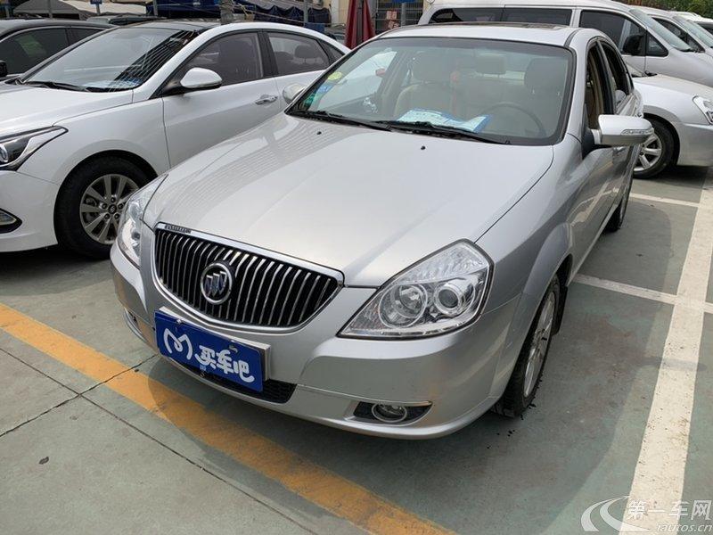 别克凯越 2011款 1.6L 自动 LX (国Ⅳ)