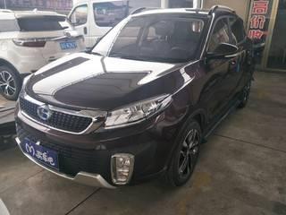 昌河Q35 1.5L 自动 炫赫版