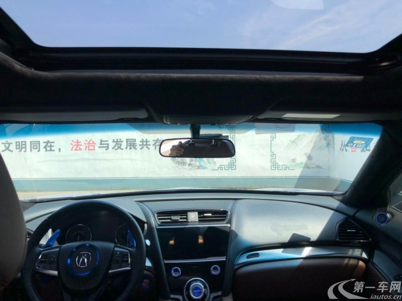 讴歌CDX 2018款 1.5T 智享纪念版 (国Ⅴ)