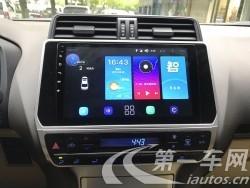 丰田普拉多 2700 [进口] 2019款 2.7L 自动 四驱 VX外挂中东版平行进口 (欧Ⅴ)
