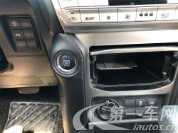 丰田普拉多 2018款 3.5L 自动 四驱 VX后挂备胎 (国Ⅴ)
