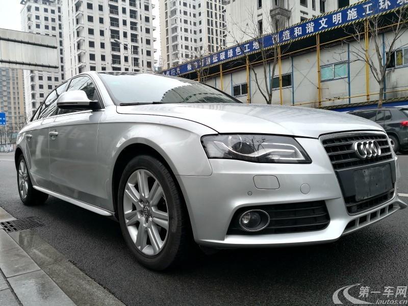 奥迪A4L 2010款 2.0T 自动 豪华型 (国Ⅳ)