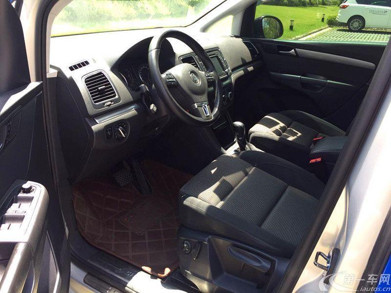 大众夏朗 [进口] 2013款 1.8T 自动 7座 汽油 舒适版 (欧Ⅴ)