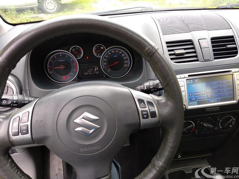 铃木天语SX4 2011款 1.6L 自动 运动型 (国Ⅳ)