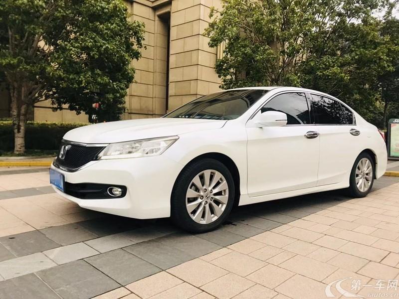 本田雅阁 2016款 2.4L 自动 新春限量特装版EX (国Ⅴ)