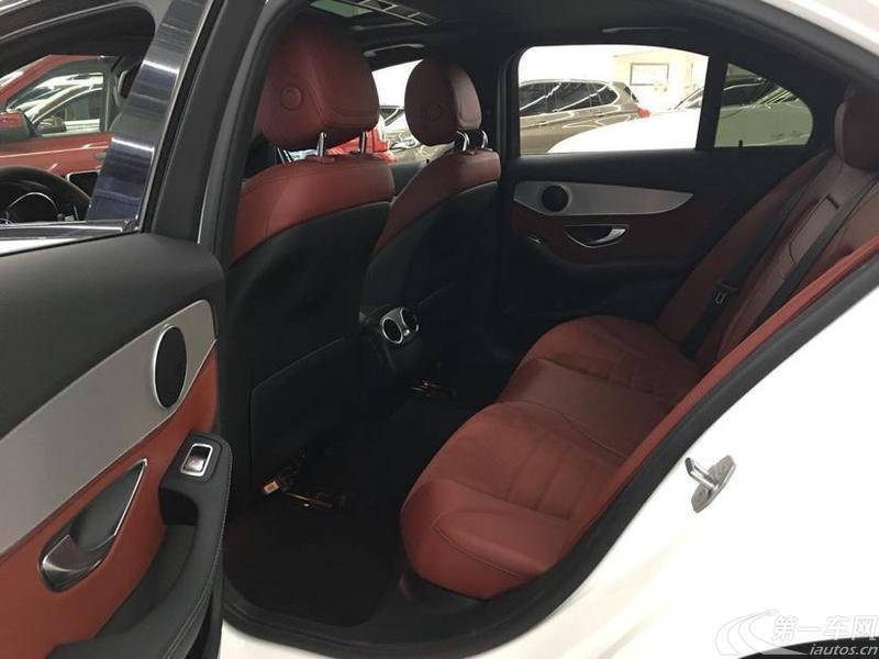 奔驰C级 C200 2016款 2.0T 自动 运动版 (国Ⅴ)