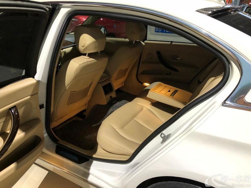 宝马3系 320Li 2013款 2.0T 自动 汽油 时尚型 (国Ⅳ)