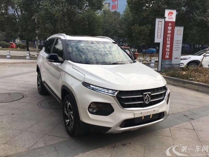 宝骏2017款 1.5L 手动 豪华型 (国Ⅴ)