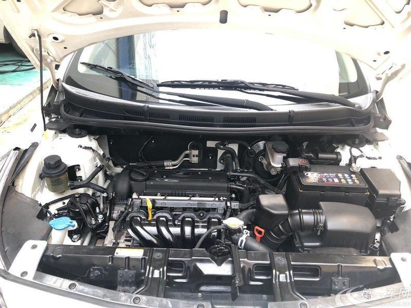 现代2014款 1.4L 自动 4门5座三厢车 智能型GLS (国Ⅳ)