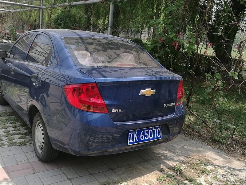雪佛兰赛欧 2012款 1.2L 手动 温馨版 (国Ⅳ)