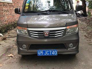 北京汽车威旺206 1.3L 手动 加长旺业型