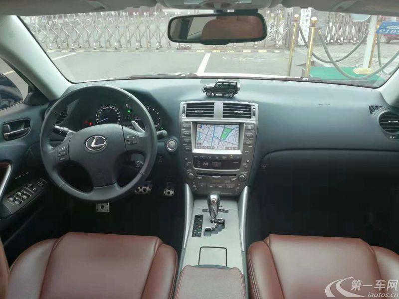 雷克萨斯IS 300 [进口] 2008款 3.0L 自动 汽油 豪华版