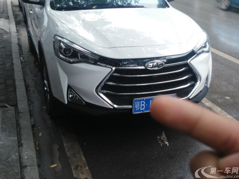 江淮瑞风S7 2017款 1.5T 手动 舒适型 (国Ⅴ)