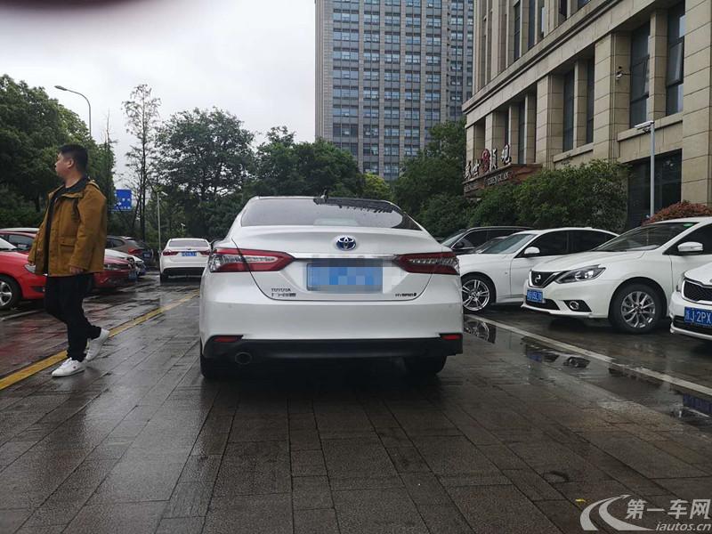 丰田凯美瑞 2018款 2.5L 自动 旗舰版 (国Ⅴ)