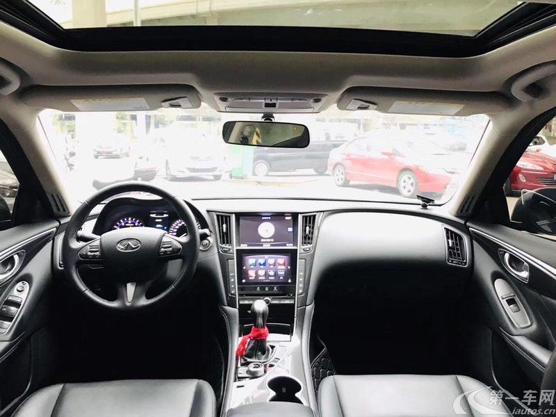 英菲尼迪Q50L 2016款 2.0T 自动 豪华运动版 (国Ⅴ)