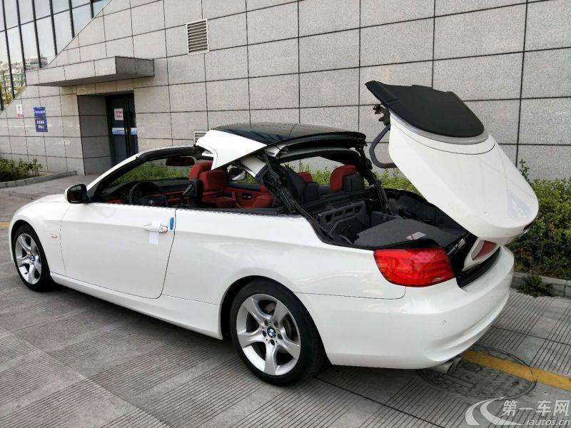 宝马3系敞篷 325i [进口] 2011款 2.5L 自动 汽油