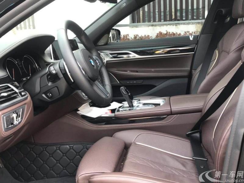 宝马7系 740Li [进口] 2018款 3.0T 自动 汽油 领先型M运动套装 (国Ⅵ)