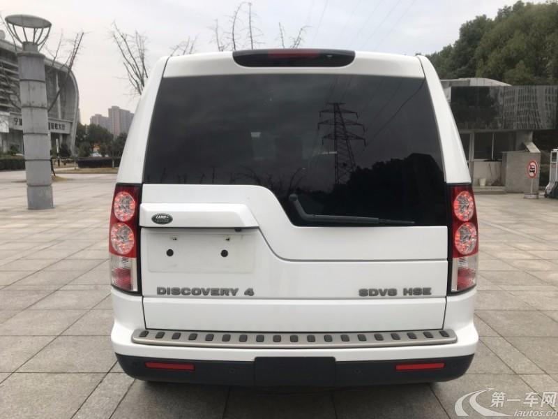 路虎发现 [进口] 2011款 3.0T 自动 四驱 柴油 HSE