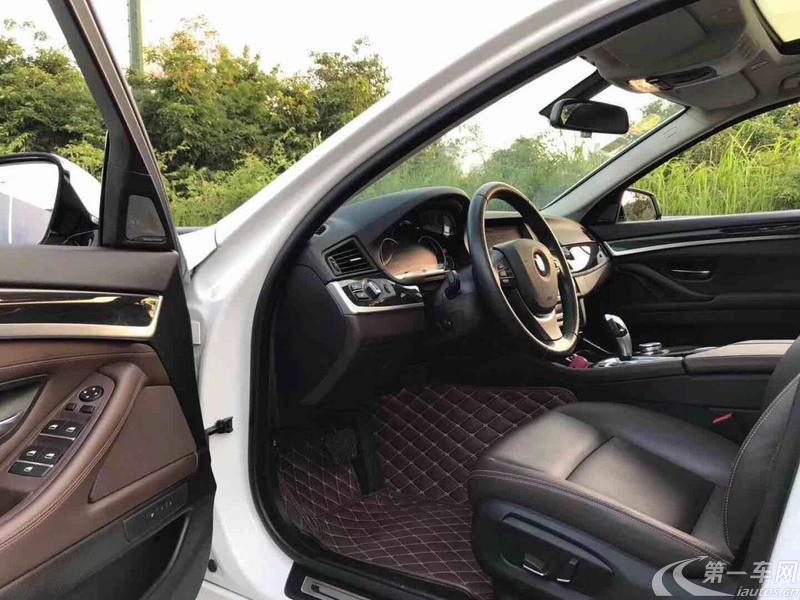 寶馬5系 525Li 2014款 2.0T 自動 汽油 豪華設計套裝 (國Ⅴ)