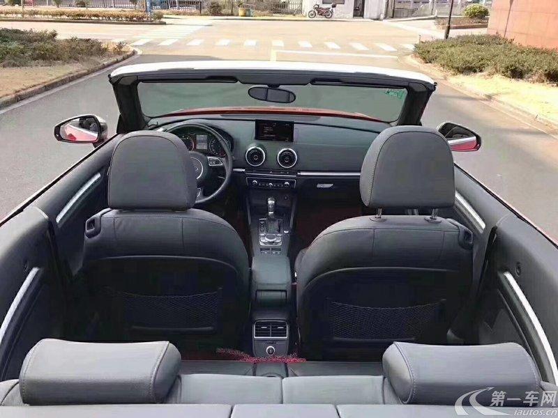 奥迪A3敞篷 [进口] 2015款 1.8T 自动 汽油