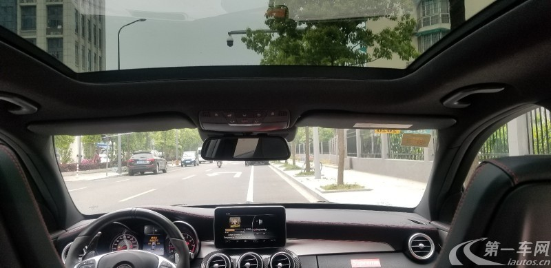 奔驰C63 [进口] 2015款 4.0T 自动