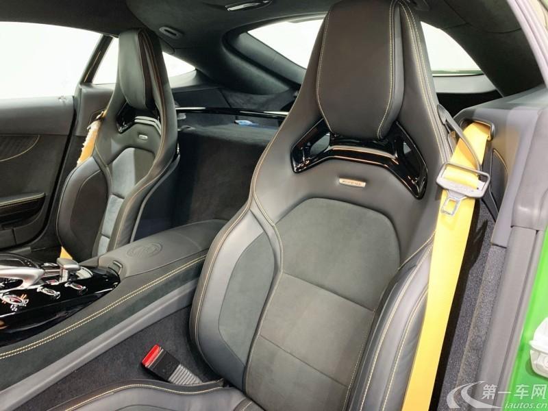 奔驰AMG-GT级 [进口] 2017款 4.0T 自动 S限量特别版