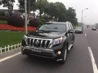 丰田普拉多 4000 4.0L 自动 VX-L外挂中东版平行进口