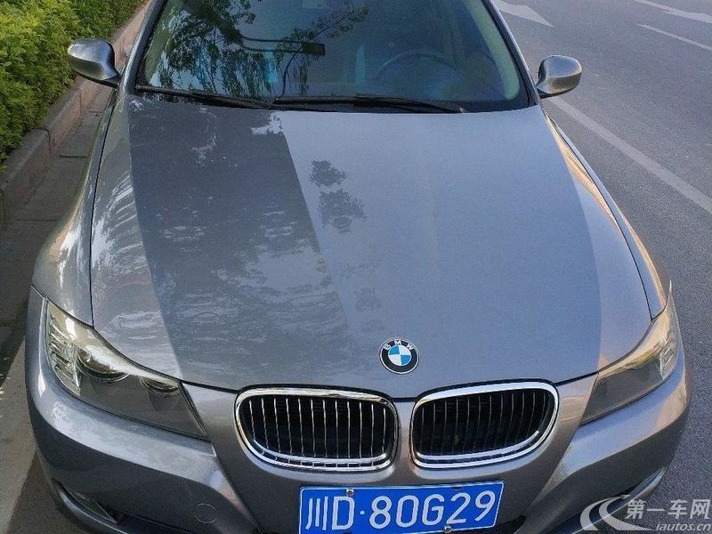宝马3系 318i 2011款 2.0L 自动 汽油 领先型 (国Ⅳ)